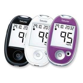 JETZT WIEDER VERFÜGBAR - für Diabetiker: aus 5 GRATIS Blutzuckermessgeräten von beurer medical eines kostenlos & unverbindlich bestellen