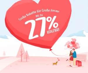 Amazon Anker Love is in the air Valentinstag 2019 Angebote bis zu 27% Reduziert