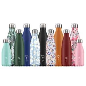 50 % Gutschein Code Chilly Bottles - die stylische Isolierflasche. 18h. warm. kalt. 