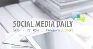 SOCIAL MEDIA DAILY - 30 Prozent mehr Follower, Likes, Views und vieles mehr pro Bestellung