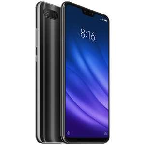 Xiaomi Mi 8 Lite Global Version 6.26 Zoll 4GB 64GB SD 660 USB-C Smartphone - Black