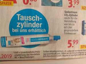 Soda Stream 60l bei Rossmann in der Werbung