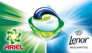 """[GzG] Ariel UND Lenor 3in1 PODS Waschmittel Geld-zurück-Aktion (""""Zufrieden oder Geld zurück"""")"""