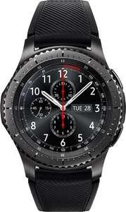 Samsung Gear S3 frontier Smartwatch spacegrau