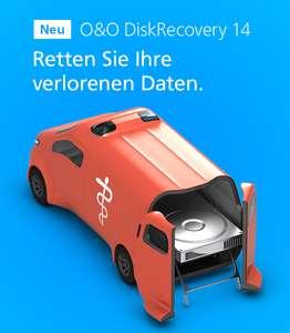 O&O DiskRecovery 14 Pro für 29 statt 99 Euro bzw. 49 statt 149 Euro [Cleverbridge] [Download/Key]