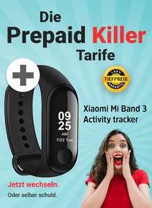 Mobilcom O2 Free M (10GB LTE, Allnet/SMS) mtl. 14,99€ dazu ohne Zuzahlung Xiaomi Mi Band 3   Huawei Mate 20 Lite 99,99€   P Smart 79,99€