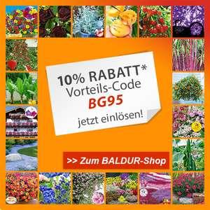 BALDUR-Garten - 10% Rabatt bis 15.05.19