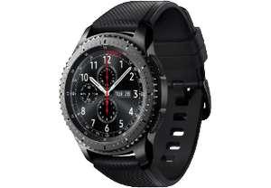 (Saturn) SAMSUNG Gear S3 Frontier, Smartwatch + Samsung induktive Ladestation gratis (10.000mAh)