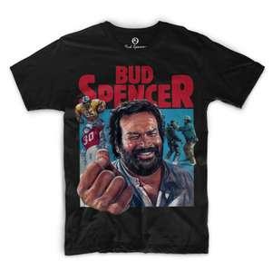 Ein Code für ein Halleluja! 10% Rabatt im offiziellen Bud Spencer Shop.