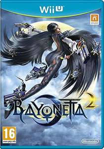 Bayonetta 2 (Wii U, AT-Version)