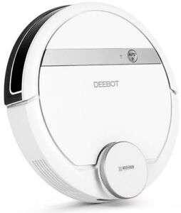 Ecovacs Deebot 900 Saugroboter (App & Alexa-Anbindung, beutellos, Betriebszeit bis 100 Min, Staubkapazität 0,35l) für 288€ versandkostenfrei
