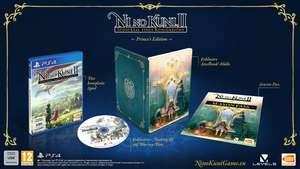 Ni No Kuni II: Schicksal eines Königreichs Prince's Edition (PS4) für 29,99€ (Gamestop)