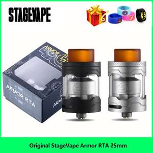 Stage Vape Armor RTA (3/4ML) Single Coil