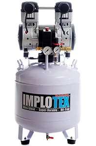 Implotex Kompressor Silent Flüsterkompressor 10% Rabatt bei Amazon, z.B. 1500W 45l