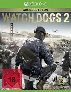 Watch Dogs 2 (Gold Edition) (Xbox One) [Lokal Lutherstadt Wittenberg]