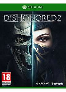 Dishonored 2: Das Vermächtnis der Maske (Xbox One) für 7,44€ inkl. Versand (Base. UK)
