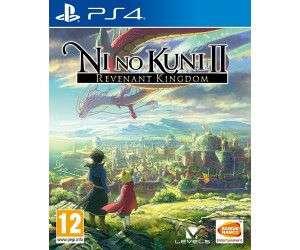 Ni No Kuni 2: Revenant Kingdom(PS4) [Game.co.uk]