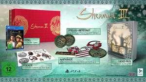 Shenmue III Collector's Edition (PS4) für 83,91€ inkl. Versand (Amazon FR)