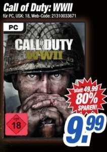 [Lokal Backnang] Call of Duty: WWII(PC)