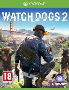 Watch Dogs 2 (Xbox One) für 12,93€ (Amazon IT)