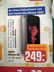 [Lokal Hildesheim, Rewe Neueröffnung] IPhone 6s (32Gb, grau)