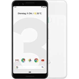 Google Pixel 3, 64 GB clearly white mit eBay Gutschein