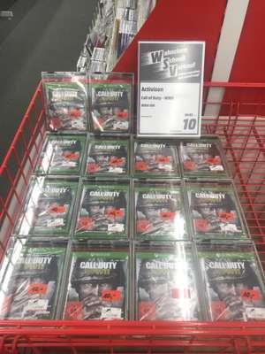 Lokal Mediamarkt Oststeinbek Call of Duty WWII Xbox One
