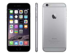 iPhone 6s 32 GB spacegrau