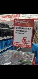 [Lokal Media Markt Bonn] Dishonored + Dishonored 2