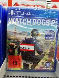 LOKAL - SATURN Münster - Watch Dogs 2 PS4