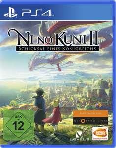 Ni No Kuni 2: Schicksal eines Königreichs (Playstation 4) für 12,99€ als USK-Version (Rakuten, ohne Mastercard)