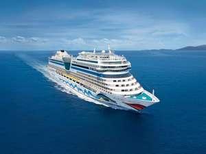 Mittelmeer-Kreuzfahrt: 1 Woche AIDAsol ab 479€ p.P. inkl. Flügen