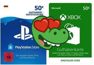 """Leitfaden """"Wie finde ich günstiges PlayStation- oder Xbox-Guthaben?"""""""