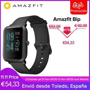 Xiaomi Amazfit Bip + Xiaomi Redmi Airdots aus Spanien