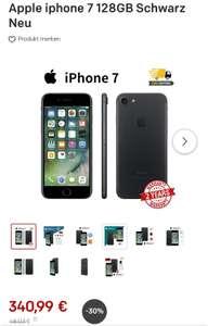 [EXKLUSIVE Einfuhrumsatzsteuer] Apple iphone 7 128GB Schwarz Neu [Rakuten]