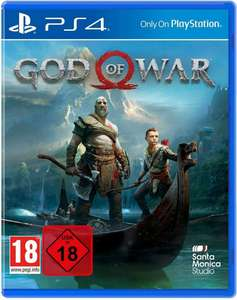 God of War + Ni No Kuni 2 (PS4) für 23,89€ inkl. Versand mit Paydirekt (Rakuten)