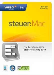 Buhl WISO steuer:Sparbuch 2020 (für Steuerjahr 2019) (Download/ESD) MAC-Version