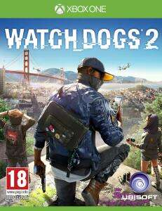 Watch Dogs 2 (Xbox One) für 13,90€ (Amazon IT)