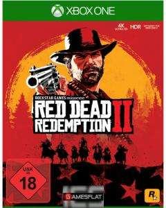 Red Dead Redemption 2 (Xbox One & PS4) für je 22€ mit Filialabholung (GameStop Offline)