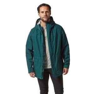 Craghoppers Goran Herren-Jacke, GORE-TEX in Mountain Green, Größen S-XXL für 112,72€