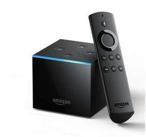 amazon Fire TV Cube Hands-free mit Alexa, 4KUltra für 79€ inkl. Versandkosten sofort lieferbar !! bei notebooksbilliger.de anstatt 89,99