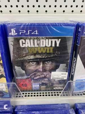 MEDIA MARKT LOKAL Freiburg Call of Duty WW II PS4 9,99€