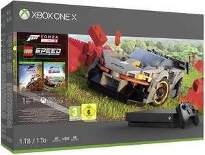 Microsoft Forza Horizon 4 LEGO Speed Champions-Pakete - Xbox One X für 276.84€ / Xbox One S - 1TB für 166.82€ (Amazon.fr)