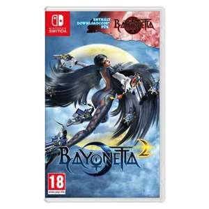 (Fust Grenzgänger Schweiz) Bayonetta 2 (Switch) für 9,10€ nur Abholung.