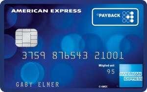 PAYBACK American Express® KWK (20 € für Werber / 40 € Geworbener)