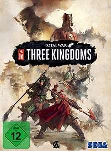 Total War: Three Kingdoms Limited Edition (PC) für 18€ (Amazon Prime)