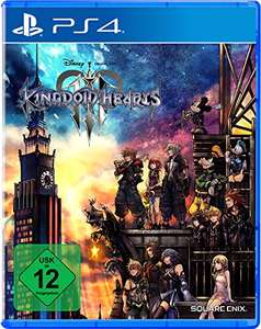 PS4- Kingdom Hearts 3 - Standard Version 12,99€ (Amazon Prime)