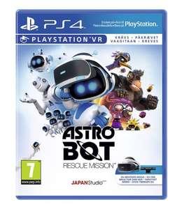 Astro Bot: Rescue Mission (PS4-VR) für 15,99€ & Blood & Truth (PS4-VR) für 16,99€ (Coolshop)