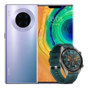 Huawei Mate 30 Pro 256GB + Huawei Watch GT Active Vert für 704,09€ inkl. Versand (FNAC)