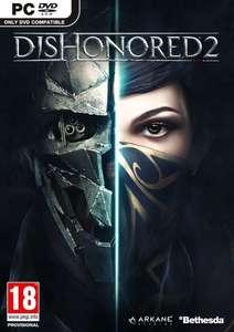 Dishonored 2: Das Vermächtnis der Maske für 3,99€ @ CDKeys